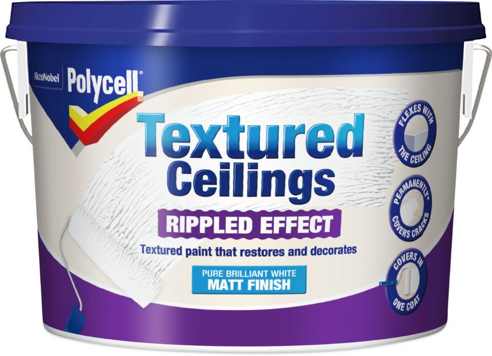 Polycell Textured Ceilings